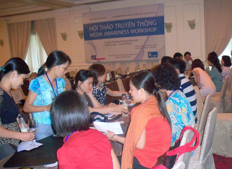 Vietnam Media Workshop Hanoi edited