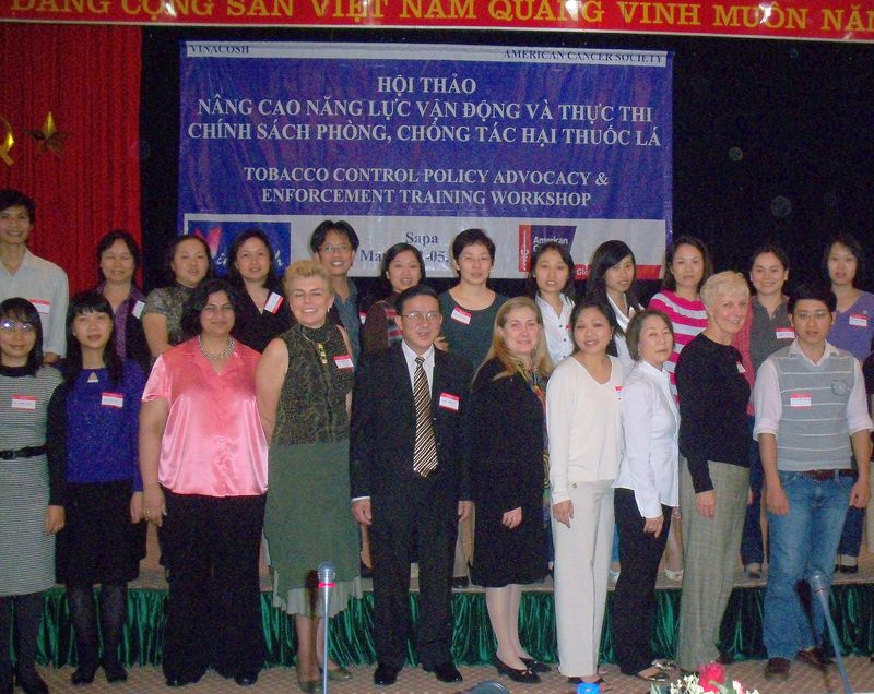 Vietnam Training Workshop for blog posting