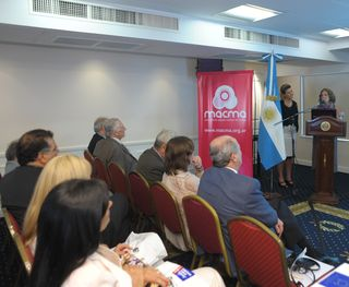 2012 Argentina ULACCAM Launch
