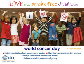 World_cancer_day_2008_poster_kids3_